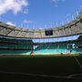 A déli oldalát megnyitották a Fontenova stadionnak, hogy a tenger felől befújhasson a szél.
