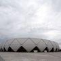 Az Arena Amazonia az őserdő közepén épült fel