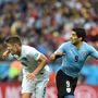 Suárez sérülése miatt az első meccset kihagyta, összerakták, brillírozott.