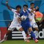 Costa Rica 1-1-es döntelen után 11-essekkel 5-3-ra verte Görögországot a futball-vb nyolcaddöntőjében