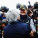 20. F1-es évfordulóján Bernie-vel - Spában, tavaly