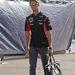 Ő meg biztosan a finn mostani csapattársa, Romain Grosjean