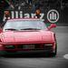 Monzában még mindig ez a közel 25 éves 348-as Ferrari a pályaautó