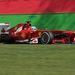 Alonso és Ferrari-idill
