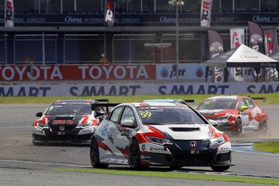 Michelisz öröme első TCR International Series-győzelme uátn