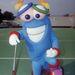 Izzy, az 1996-os atlantai olimpia teljesen fantáziaszülte kabalája.