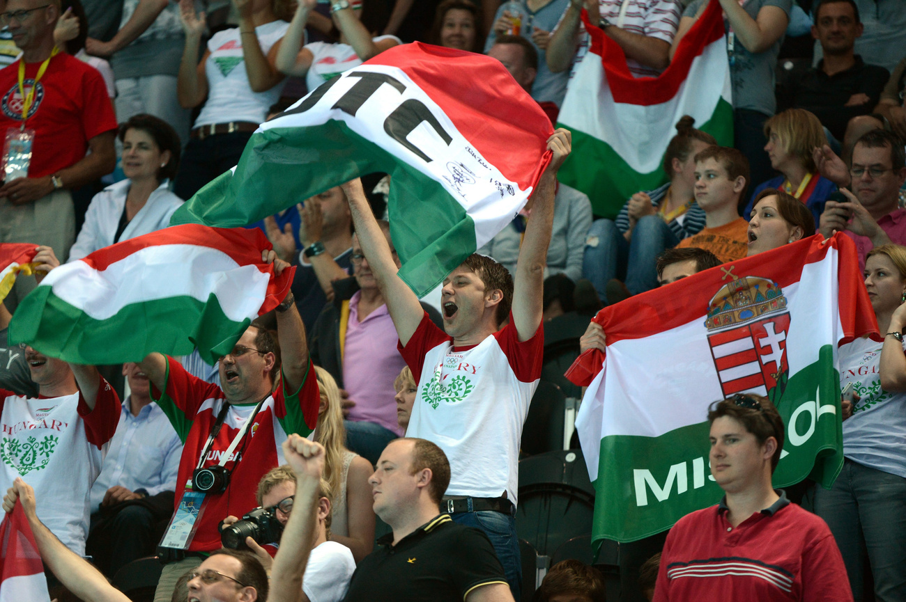 Maguk alatt voltak a magyar játékosok
