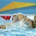 A negyeddöntőben az olaszoktól elszenvedett vereség után a magyar vízilabda-válogatottnak az ausztrálokat kellett megvernie, hogy az ötödik helyért játszhasson az olimpián.