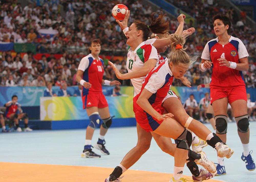 Oroszország a döntőben