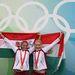 Az olimpiai bajnok Kovács-Janics páros