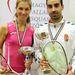 Szombati Edina és Krajcsák Márk, 2013 országos bajnokai
