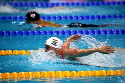 Míg a szintén amerikai Caeleb Remel Dressel lett a legeredményesebb férfi úszó.