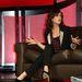 Shira Lazar kanadai tévés műsorvezető kérdezgette a geek celebeket