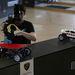 Autonóm, azaz önállóan működő robotok versenyeztek szombaton a Budapesti Műszaki Egyetem Villamosmérnöki és Informatikai Karán.