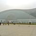 A száz méter magas és kétszázezer négyzetméter alapterületű (500*400 méteres) csengdui New Century Global Centre nevű plázában 1,7 millió négyzetméter hasznos terület lesz.