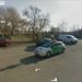 Olyan utca is van, ahová egyszerre két autót küldtek és lefényképezték egymást.