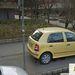 Tilosban parkolt, a rendszámát sem takarták ki