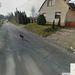 A Google-autó itt sávváltásra kényszerült az állat miatt