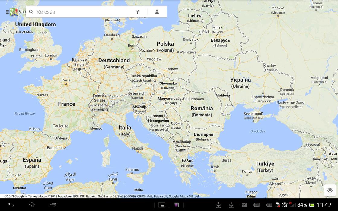 térkép google Index – Google Térkép 7.0 – Galéria térkép google