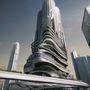 A Plexus-tornyot egy hongkongi vasútállomásnak tervezték, de nemcsak állomás és parkolóház, hanem lakóterek és bevásárlóközpontok is lennének benne.