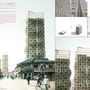 A bambusz népszerű építőanyag Ázsia-szerte, nem meglepő hát, hogy egy felhőkarcoló-tervezőnek is eszébe jutott fölhasználni.