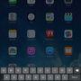Swiftkey - ez a kép iPaden készült