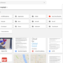 De akár a photos.google.com oldalon is láthatók a fotók. Furcsa a Google appok válogatása, mert pl. a Dokumentumok nem érhető el pár kattintással, hiába van a tárolónkban rengeteg doksi.
