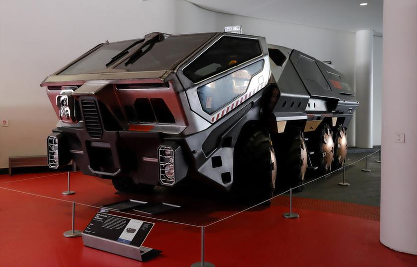 Járművek, amikben összeér a képzelet és a valóság - 20