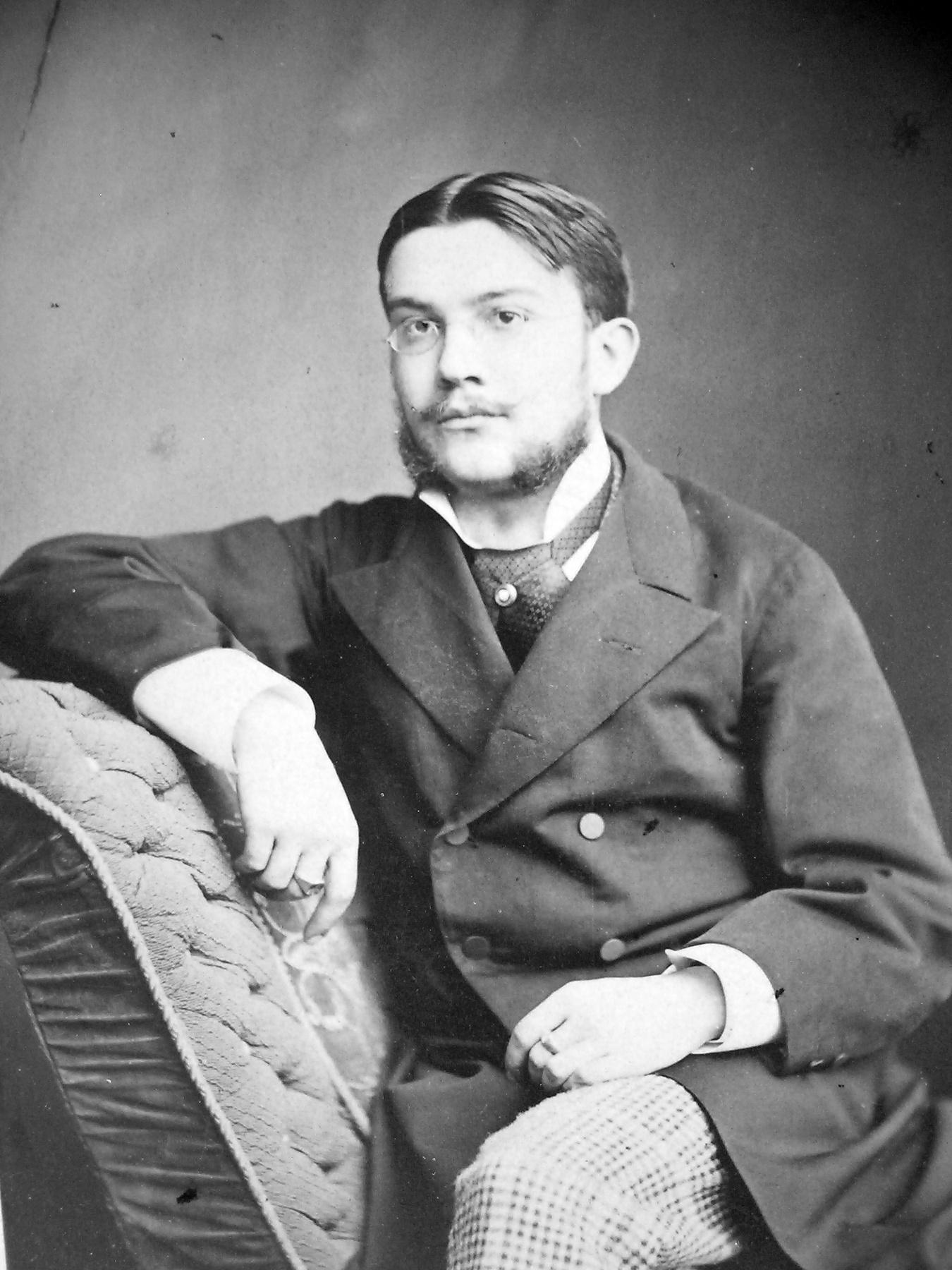 Gothard Jenő, nem sokkal halála előtt