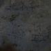 Háromárbocos hajót ábrázoló graffiti a vár muszlim kori történetéből