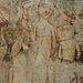 A világ legnagyobb keresztes freskójának részlete