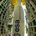A Vega az ESA legújabb, legkisebb rakétatípusa.