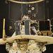 A Vega rakéta orrkúpja az űrbe juttatandó műholdakkal, zárás előtt. A 10 centiméteres kocka alakú 1 kg tömegű Masat-1 CubeSat telemetrikus adatokat vagyis nagy távolságú adattovábbításra és vezérlésre vonatkozó információkat fog sugározni a rádióamatőr sáv műholdak számára dedikált részén.