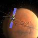 A Mars Express már tízezerszer kerülte meg a Marsot.
