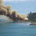 2009. április 28. A harmadik fokozat hajtóművének (Zefiro 9A) tesztjke Szardínia szigetén.