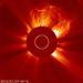 2012. január 24-i, M-8,3-as osztályú napkitörés.