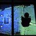 A Titanic roncsának másolata a süllyedés 100. évfordulójára nyitott belfasti kiállításon