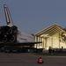 Az utolsó űrsikló is múzeumba került.