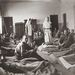 1942 nyara - Alekszejevkára települt magyar tábori kórház kórterme
