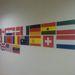 A magyar zászlót fordítva rakták fel.