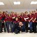 A Mission Support Center első heti csoportképe. (A szerző hiányzik a képről)