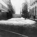 A gettót körülzáró fal, 1940.