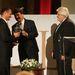 Az idei díjat Áder János adta át Nusser Zoltán agykutatónak, az MTA Kísérleti Orvostudományi Kutatóintézet Celluláris Idegélettan Laboratóriuma vezetőjének