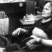Tyereskova egy pszichológiai vizsgálat közben, a felszállás előtt néhány héttel a moszkvai űrközpontban.