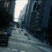 Üres utca az áramszünet alatt