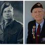 A 88 éves Fred Glover 18 éves volt a partraszálláskor, a kilencedik ejtőernyős zászlóaljban szolgált. Önként jelentkezett egy veszélyes feladatra, elfogták, a francia ellenállás tagjai szabadították ki később egy párizsi kórházból.
