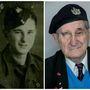 Frank Rosier még csak 18 éves volt a partraszálláskor, közlegényként szolgált a gloucestershire-i ezred második zászlóaljában, a második hullámban érte el Normandiát. Egységének Bayeux bevétele volt a feladata, majdnem három hónapra rá sebesült meg, az egyik szemét kilőtték.