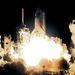 2000. október 11. Az STS-92-es küldetés éjszakai startja. Cél: az épülő ISS.