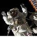 2011. március 2. Steve Bowen űrhajós űrsétája. Az asztronauta társával, Alvin Drew-val, egy meghibásodott ammóniapumpából engedte ki a gázt, és más kisebb feladatokat is végrehajtottak.