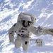 1995. szeptember 16. STS-69: Michael Gernhardt űrsétáján különféle űrruhateszteket végzett, aminek eredményeit a csuklójára rögzített elektronikus noteszbe vezette fel.